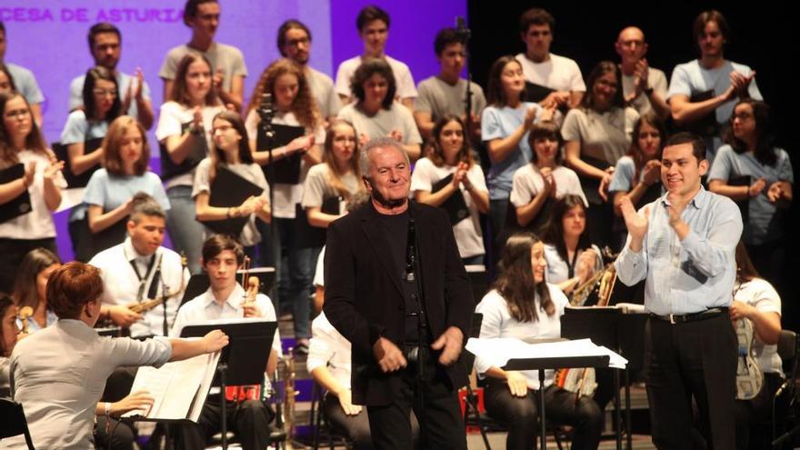 Víctor Manuel y David Feito protagonizan mañana la II Semana Cultural del Conservatorio