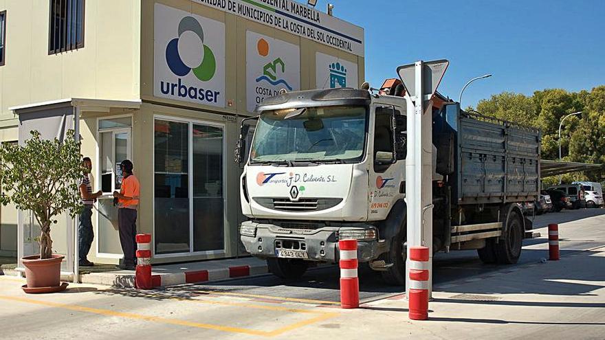 El Centro Ambiental bate el registro de entradas de residuos