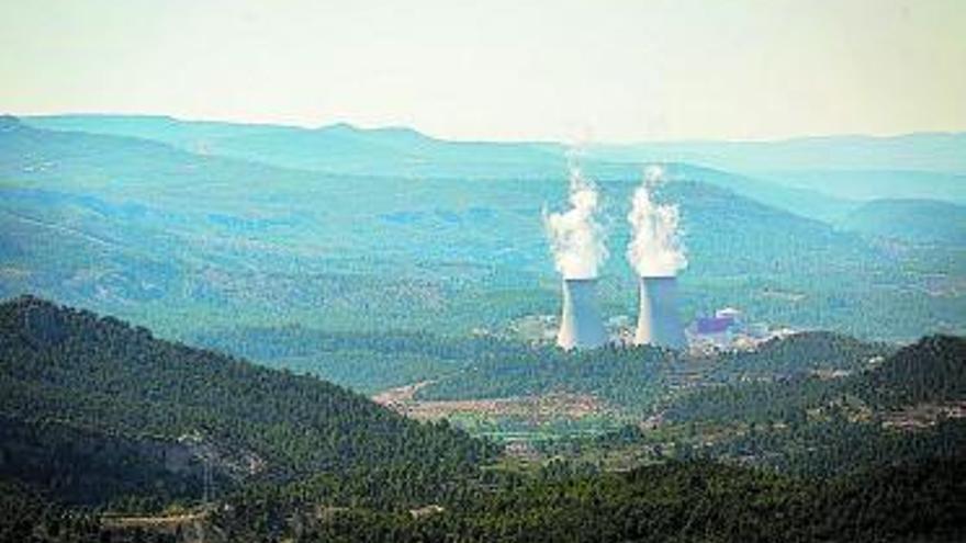 Cofrentes produce en 2020 el 46,5 % de la energía valenciana