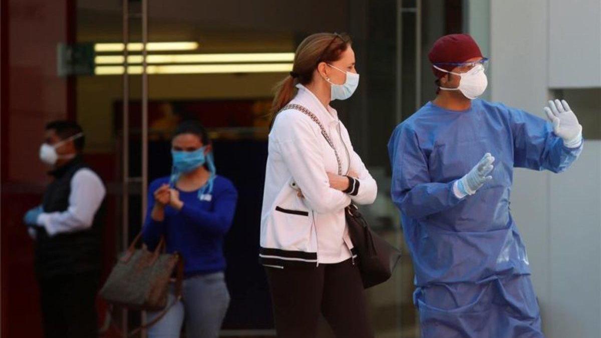 México se acerca a las 40.000 muertes por Covid-19