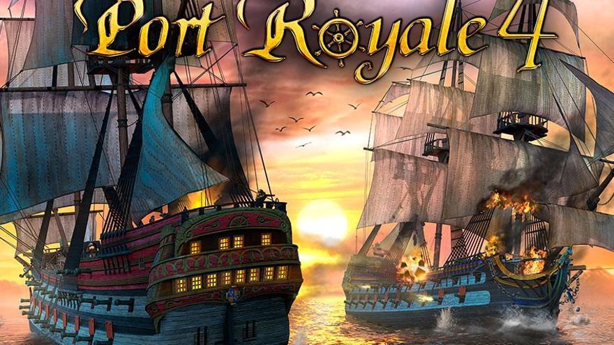 'Port Royale 4' se apunta al 4K con el anuncio de lanzamiento para PS5 y Xbox Series X|S