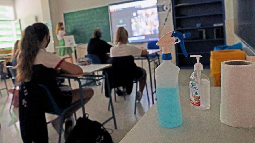 Vila-real adapta su plan contra el absentismo escolar a la crisis covid