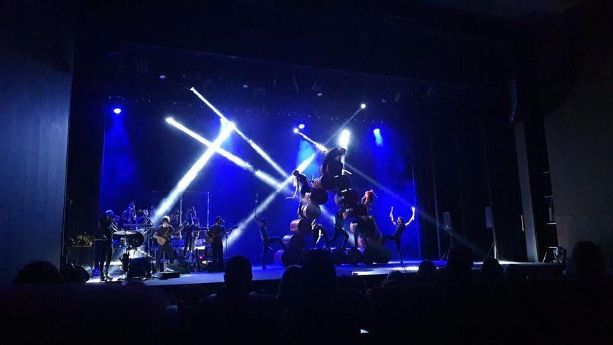 L'espectacle musical «Tarab»