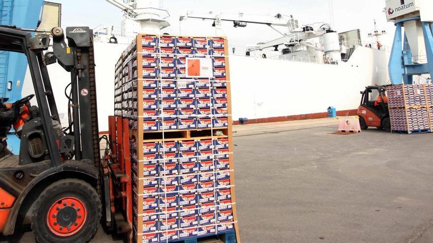 Los precios de exportaciones e importaciones moderan su descenso a cierre de 2020