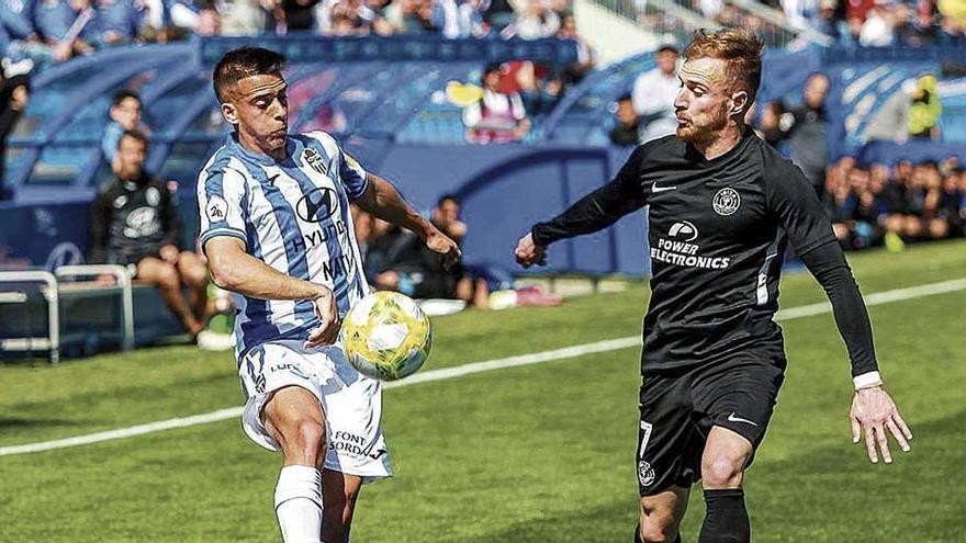 El Atlético Baleares renueva a Alberto Gil