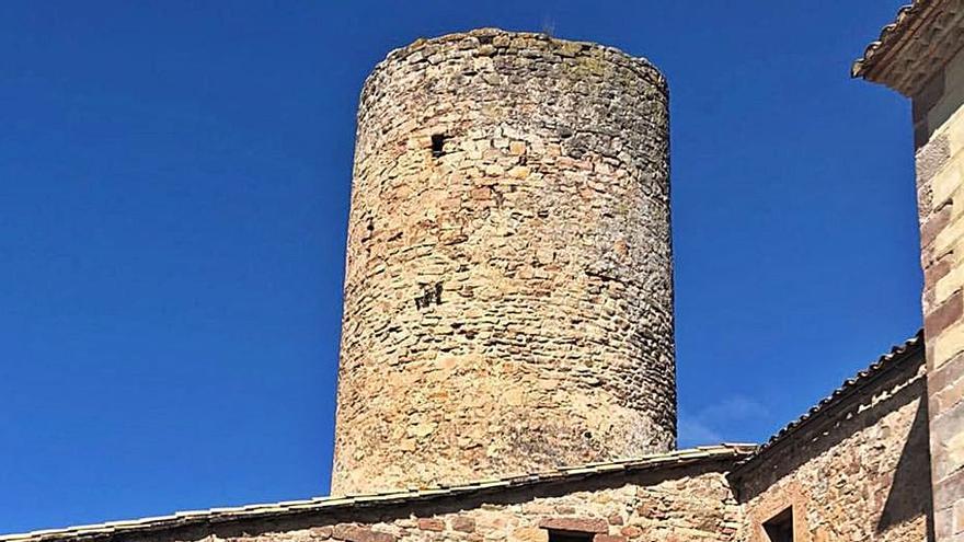 Fonollosa prepara la restauració exterior de Sant Vicenç de Fals