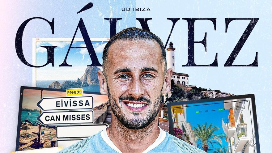 La UD Ibiza hace oficial el fichaje del central Álex Gálvez
