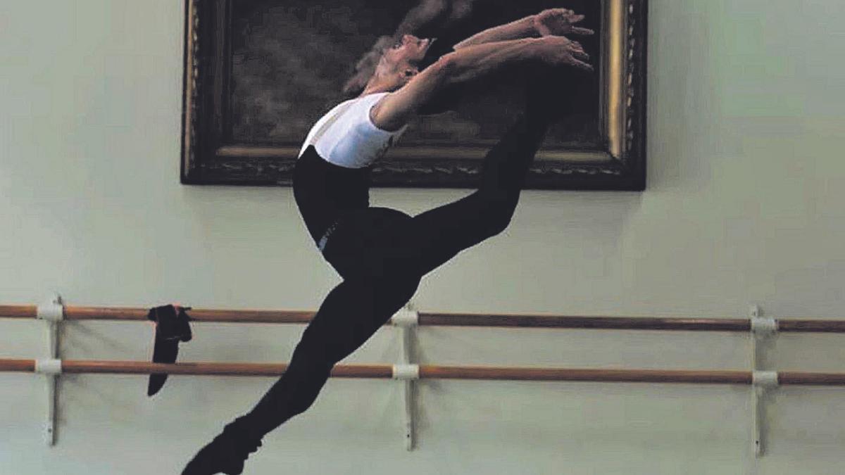 La hazaña de Kamal para llegar al Ballet Nacional