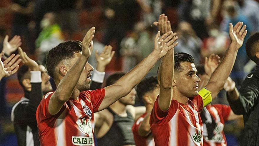La columna vertebral del Zamora CF seguirá en Primera RFEF