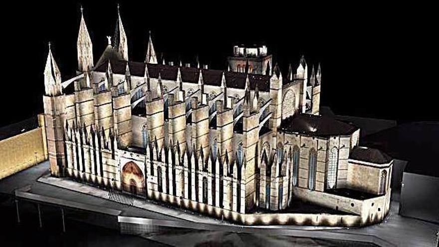 Es werde Licht! Neue Beleuchtung der Kathedrale genehmigt