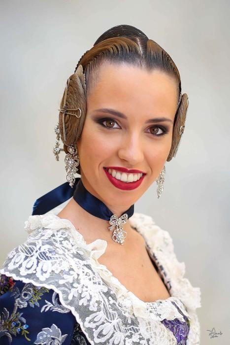 Raquel Avivar Pardo (Camino Barcelona-Travesía de Moncada)