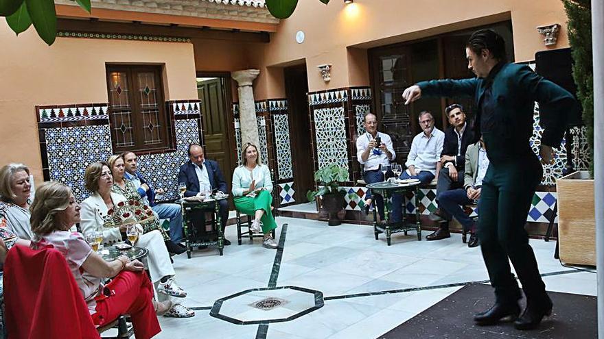 La Casa del Ciprés se abre a Córdoba y a la cultura