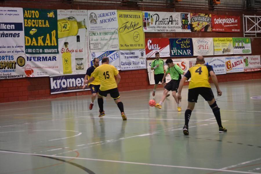 Campeonato Interpeñas de Fútbol Sala