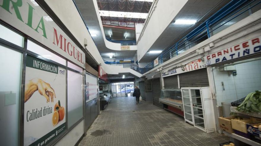 El Concello aprueba el convenio para instalar el centro de salud en el mercado de Santa Lucía