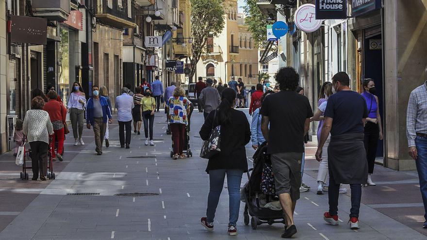 Los negocios de la Corredora despegan tras su peatonalización