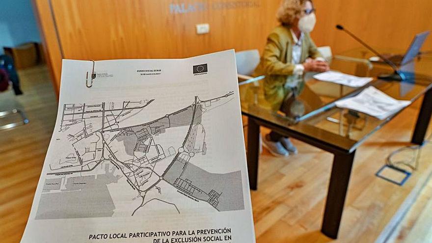 La falta de empleo y el aislamiento social, problemas en Los Mateos y Lo Campano