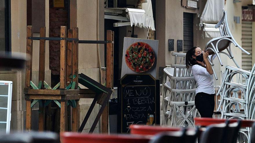 La altísima temporalidad desluce el crecimiento de la contratación en Málaga