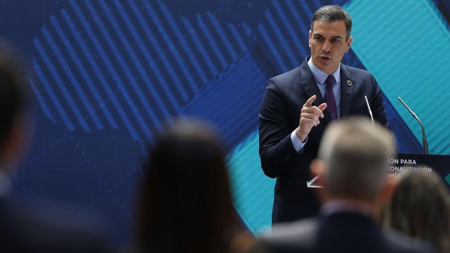 Sánchez prevé aprobar a principios de julio el Plan de Recuperación
