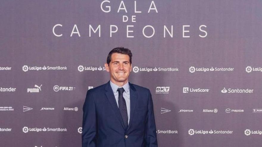 Casillas ironiza con el altercado con unos reporteros de televisión