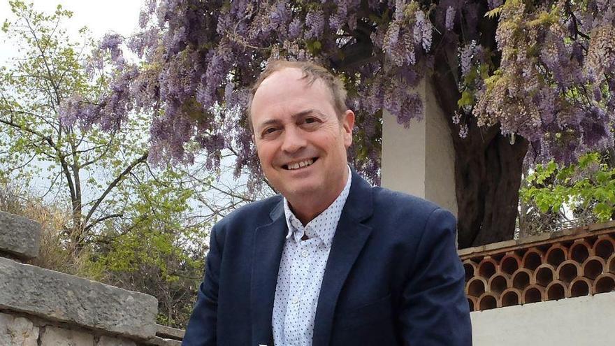 L'escriptor Àngel Burgas guanya el premi Guillem d'Efak amb l'obra de teatre F.U.T.U.R.