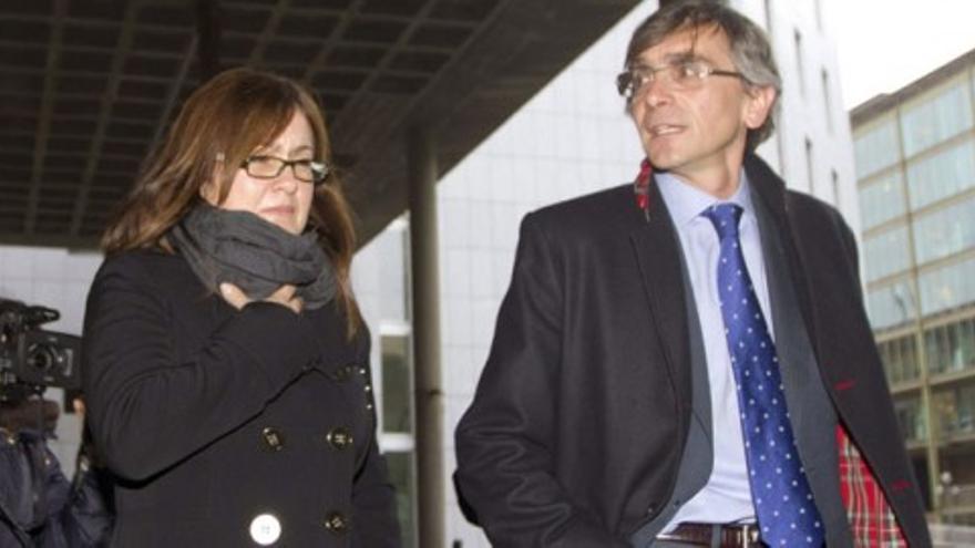 Marta Renedo de nuevo en los juzgados