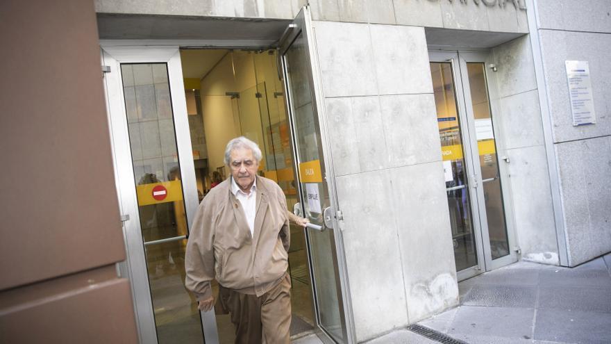 Riopedre sale del Hospital y vuelve a la prisión