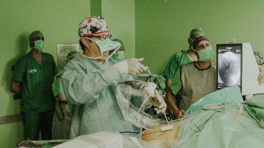 Perpetuo Socorro implanta la técnica endoscópica más avanzada del mundo