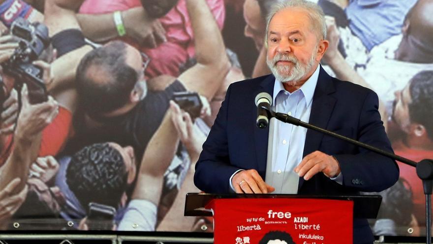 """Lula da Silva carga contra Bolsonaro: """"Es un presidente con comportamientos genocidas"""""""