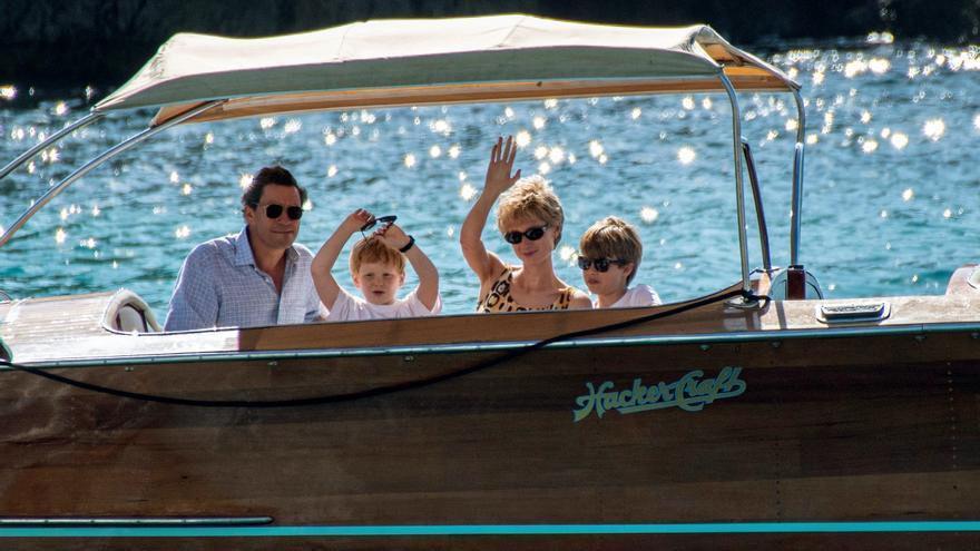 """Warum Netflix für """"The Crown""""  die Urlaube von Lady Di nach Mallorca verlegt"""