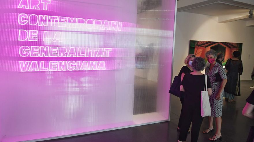 El EACC reúne las últimas adquisiciones de la Col·lecció d'Art Contemporani de la Generalitat
