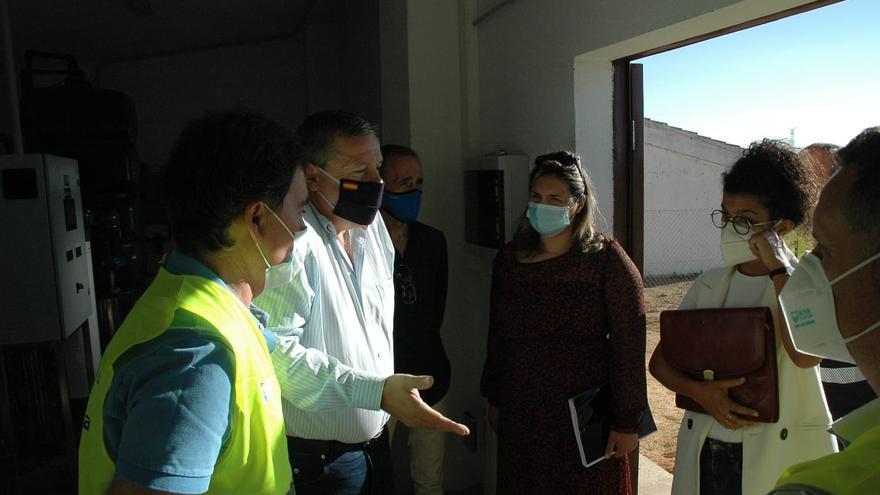 Aspariegos beberá agua limpia tras una inversión de 86.000 euros