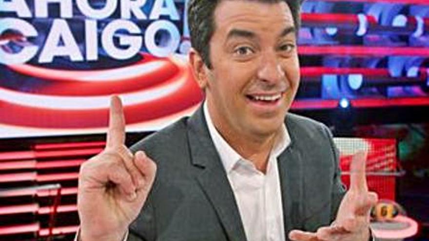 Adeu a «Ahora Caigo»,  el programa liderat pel periodista Arturo Valls