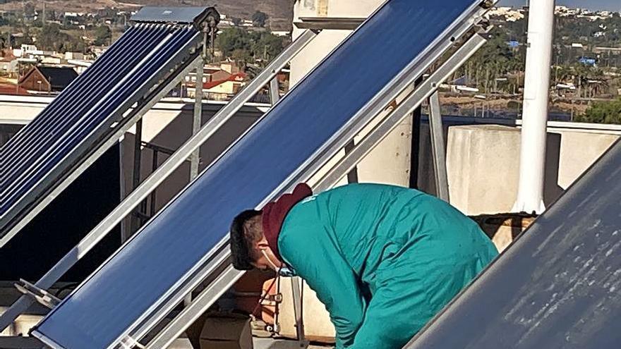 Las empresas fotovoltaicas de Fremm ofrecen energía verde para recuperar el Mar Menor