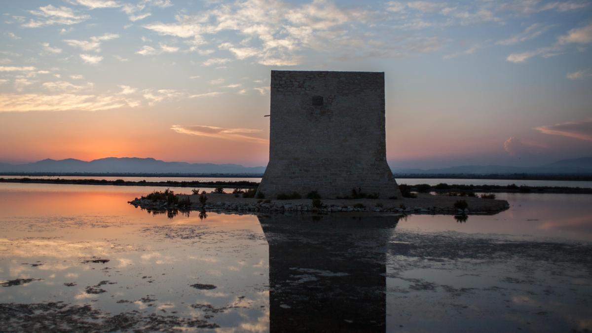 Torre Tamarit en Santa Pola