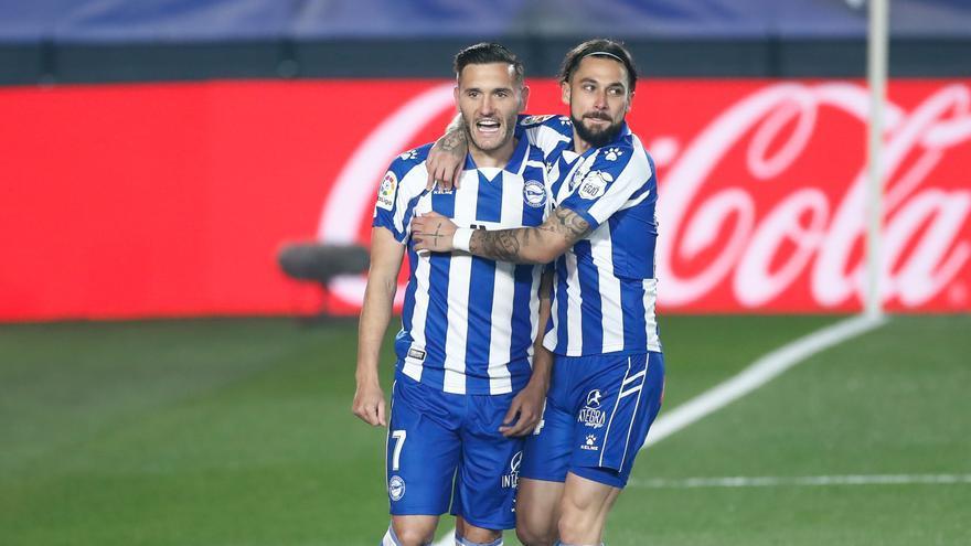 El Alavés de Lucas Pérez, rival del Dépor en Copa