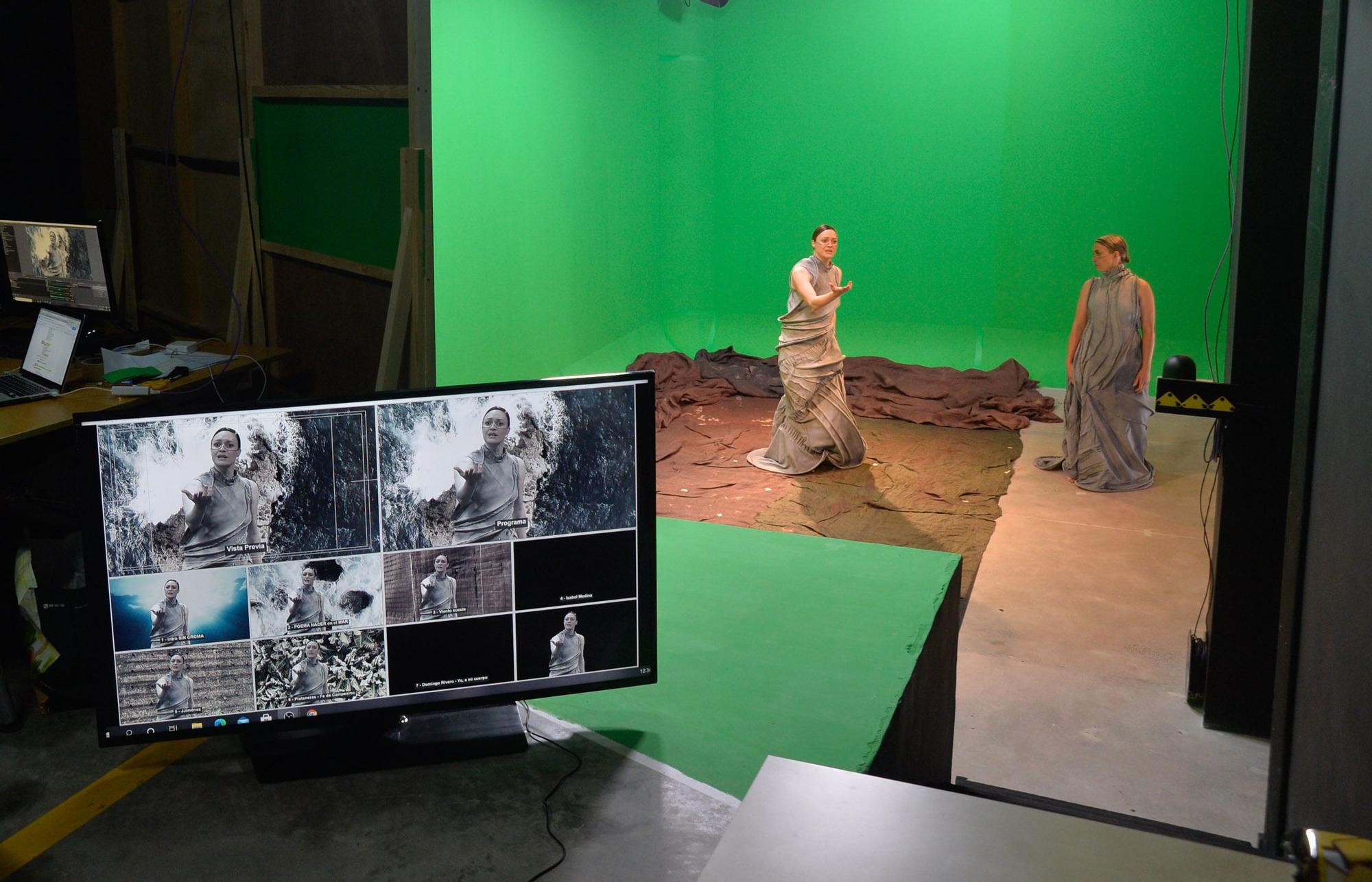 'Onvivo', primera plataforma de artes escénicas, creada en Gran Canaria