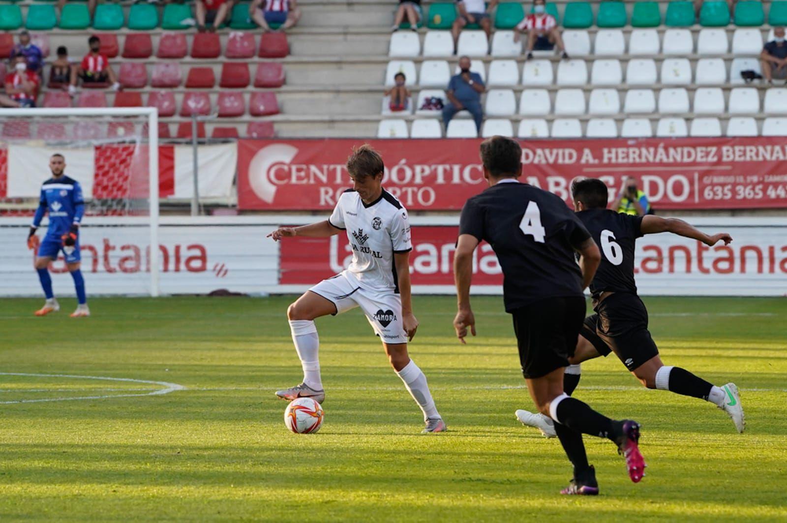 Zamora CF - Salamanca UDS: Derbi amistoso para medir fuerzas