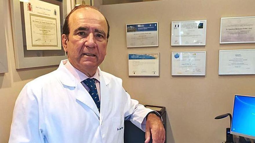 """""""La cirugía avanza deprisa, pero la base es la misma: preocuparte por el paciente"""""""