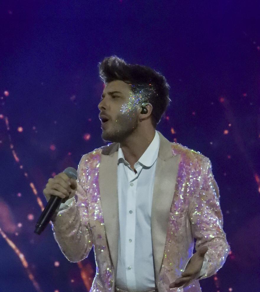 Así ha sido la actuación de Blas Cantó en Eurovisión 2021