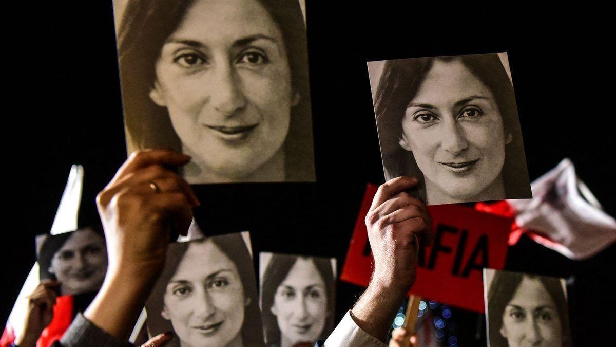 15 años de cárcel para uno de los acusados de matar a la periodista Daphne Caruana
