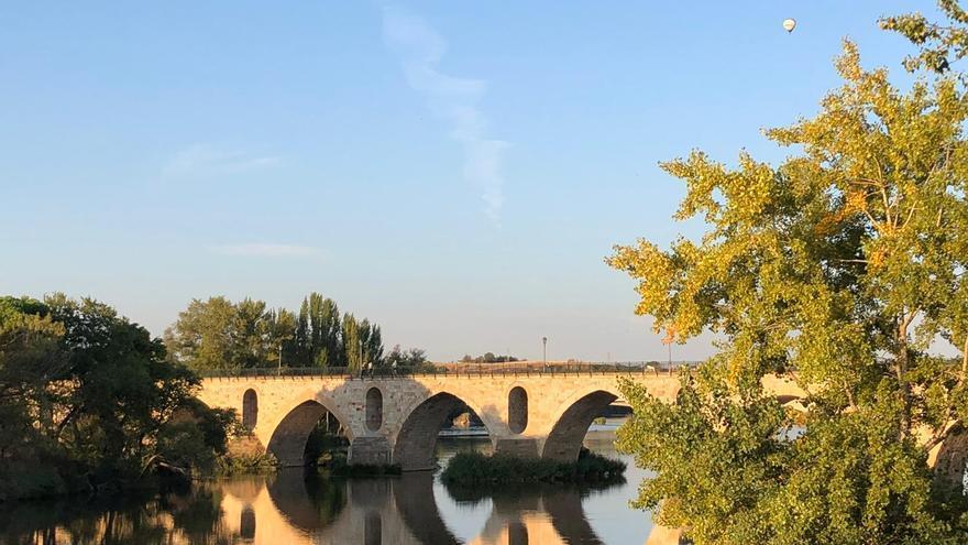 El tiempo en Zamora: domingo a 36 grados