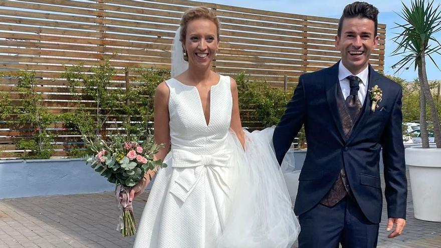 Ana y Jose han cambiado hasta en cuatro ocasiones la fecha de su boda desde junio del 2020.