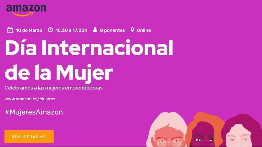 Amazon, aliado de las mujeres emprendedoras