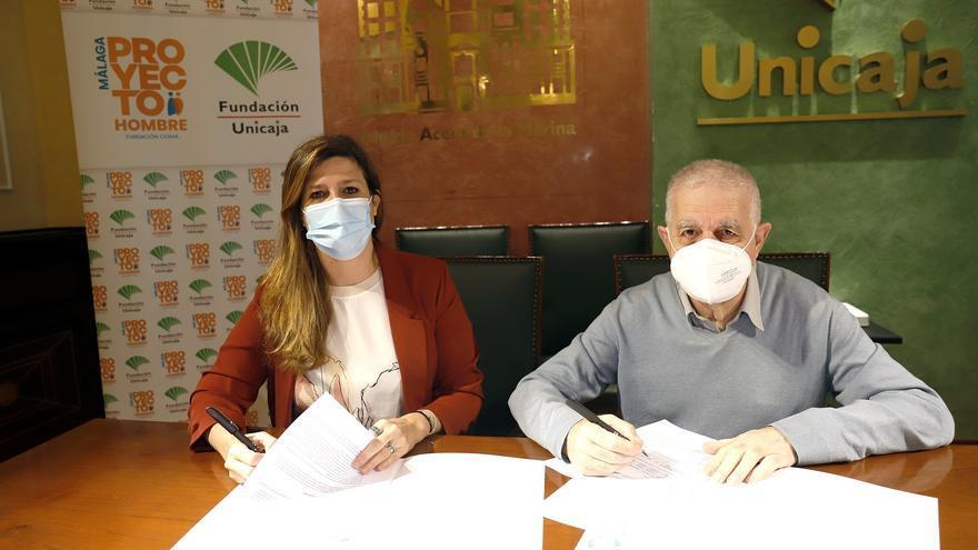 Fundación Unicaja y Proyecto Hombre adaptan al formato online sus sesiones de prevención de adicciones
