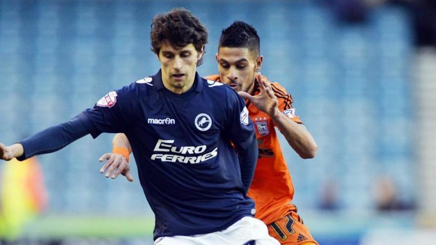El Oviedo anuncia la contratación de Diego Fabbrini
