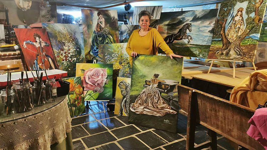 El arte de la pintura en la comarca de Benavente