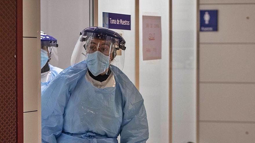Los casos de coronavirus tienden a la baja en Zamora, a la espera del efecto de los días festivos