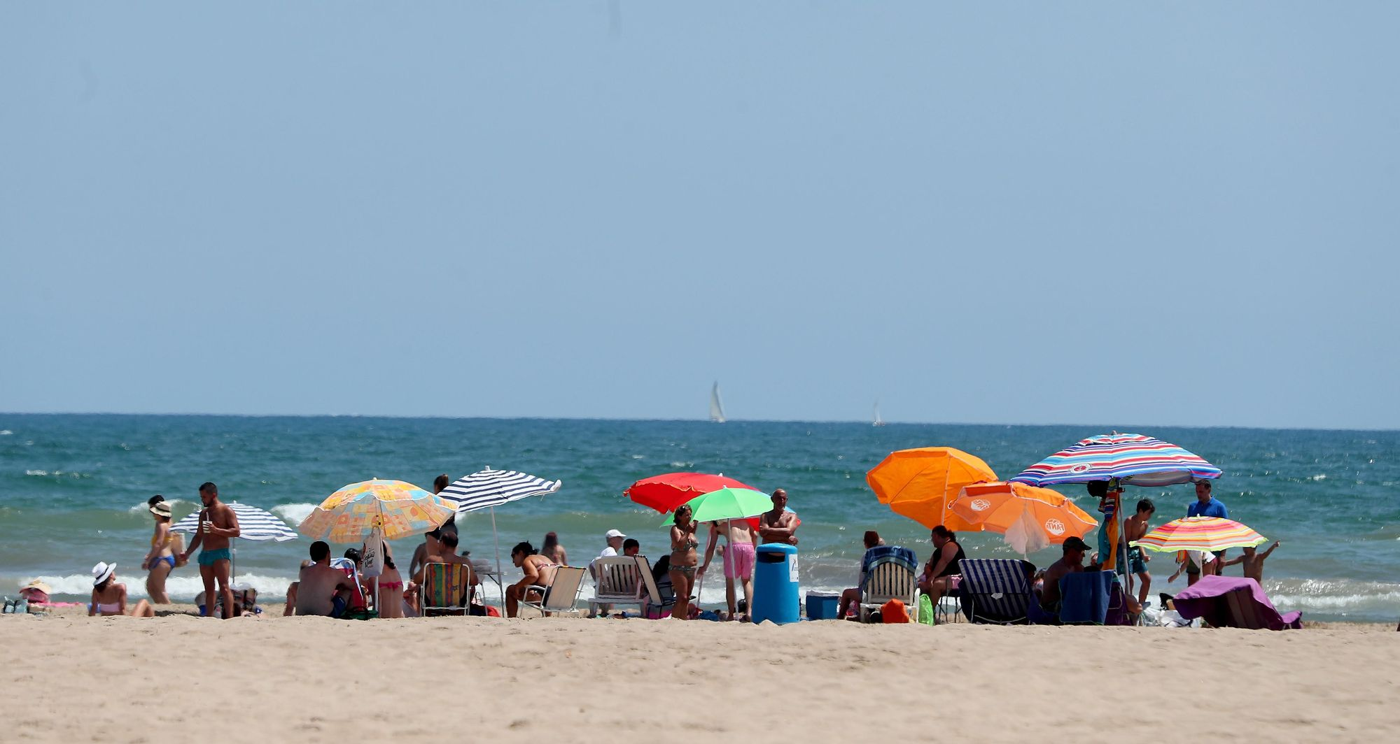 las playas valencianas de bandera azul