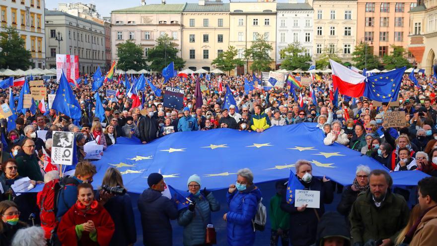 Las claves del pulso entre Polonia y la UE