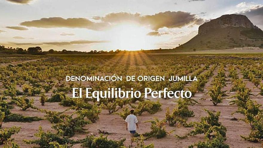 La DOP Jumilla presenta el spot documental 'El equilibrio perfecto'